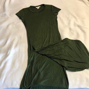 Poetry maxi dress